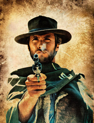 Clint Eastwood Photo Blondie Clint Eastwood Clint Eastwood Cowboy Clint