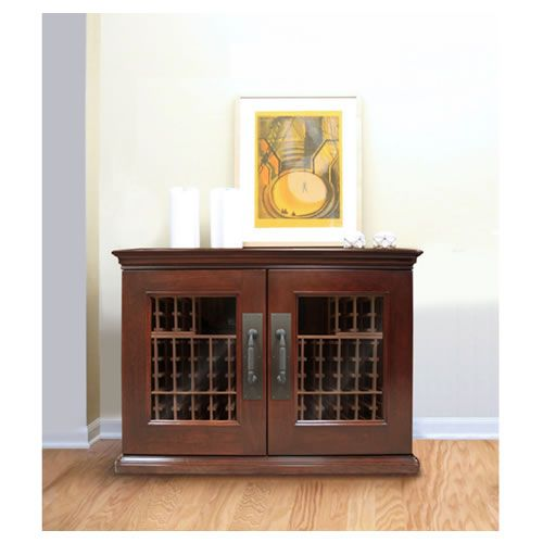 3 899 00 Temperature Controlled Wine Credenza By Vinotemp Holds Almost 200 Bottles