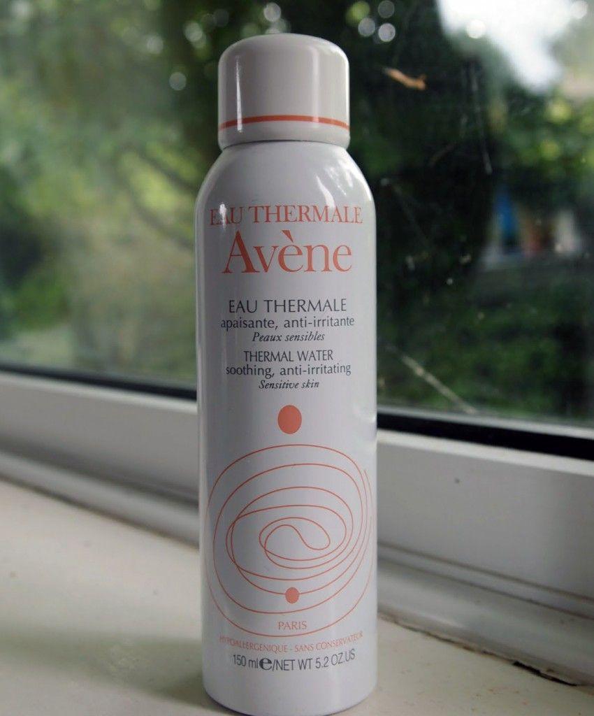 avene thermal spring water make up