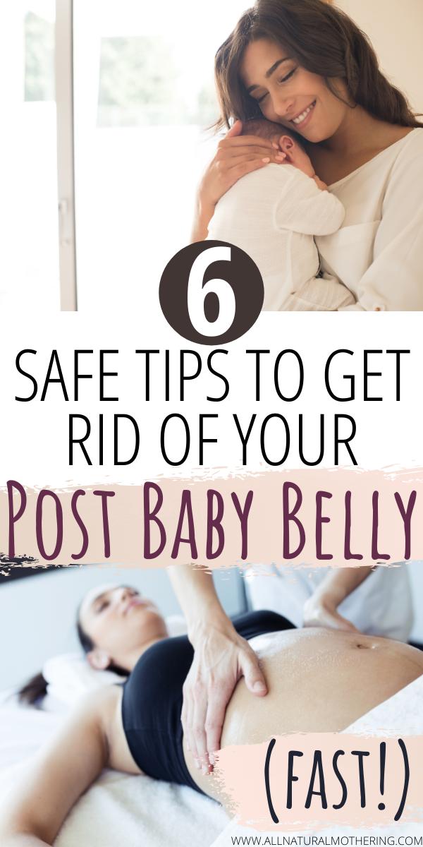 6ec15a020335685423e431fe7c585746 - How To Get Rid Of A Baby Belly Fast