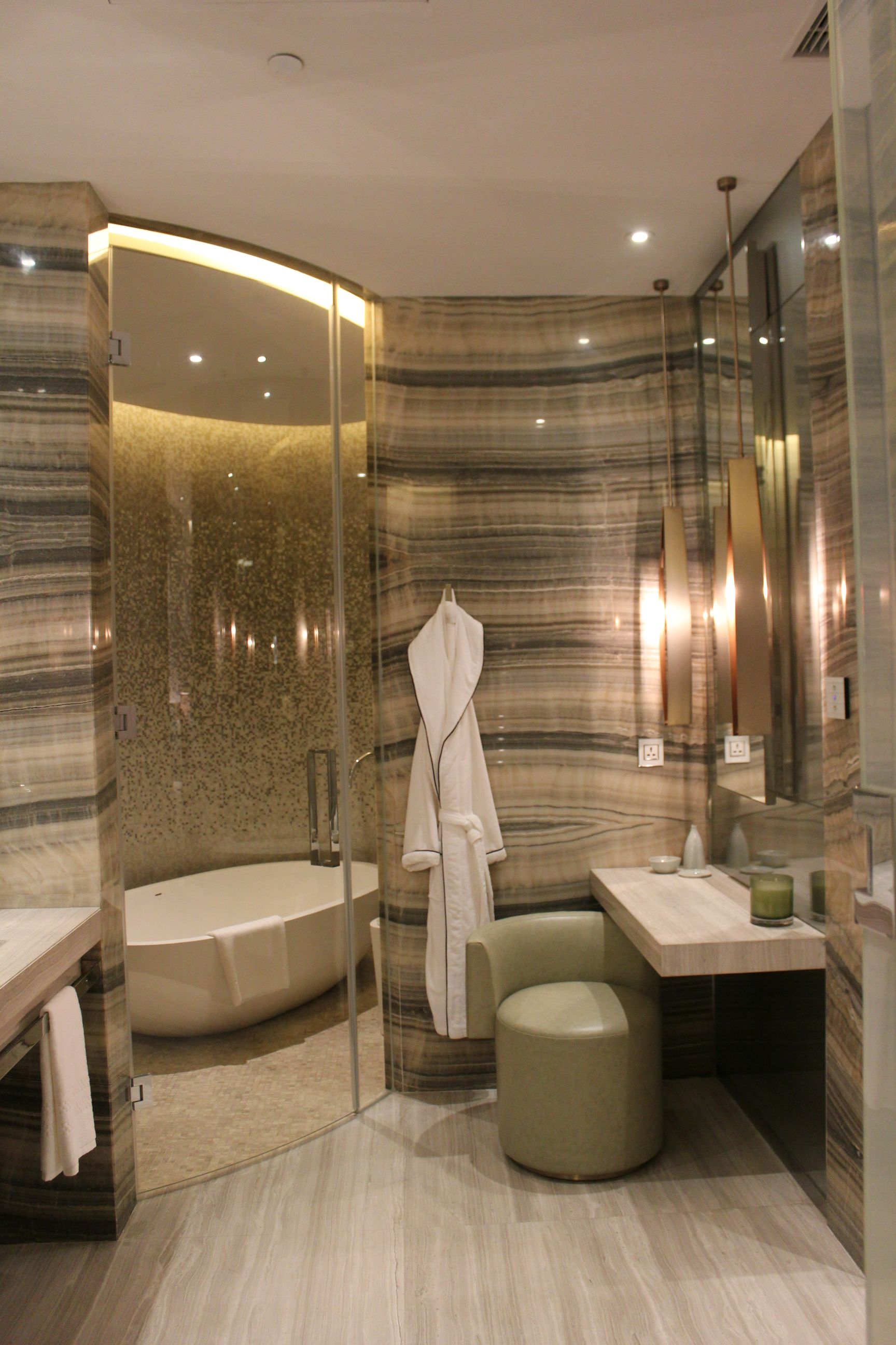 New Design Bathrooms Inspiredthe 'golden' Age Of Shanghai The New Four Seasons