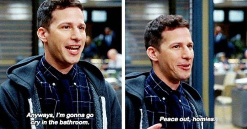 15 Jake Peralta Brooklyn 99 Moments That Are Toit Collegehumor