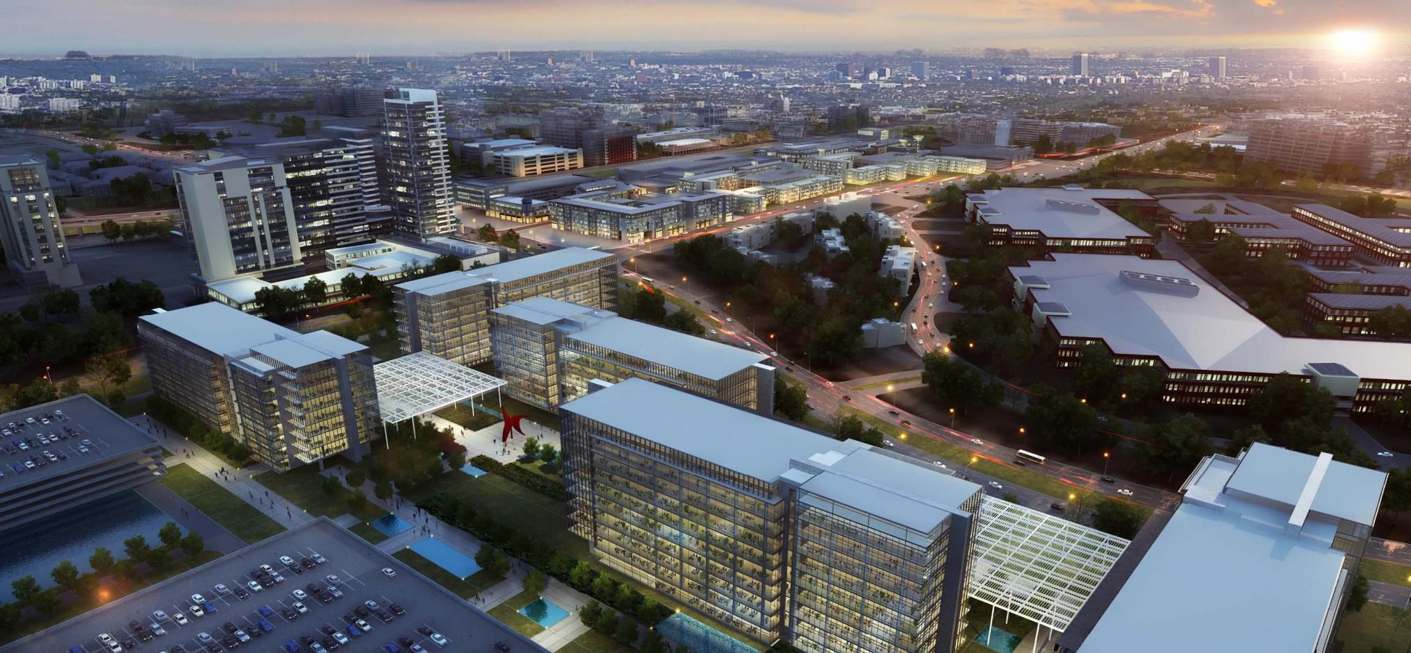 Chase S Planned Legacy West Campus In Plano Is Getting