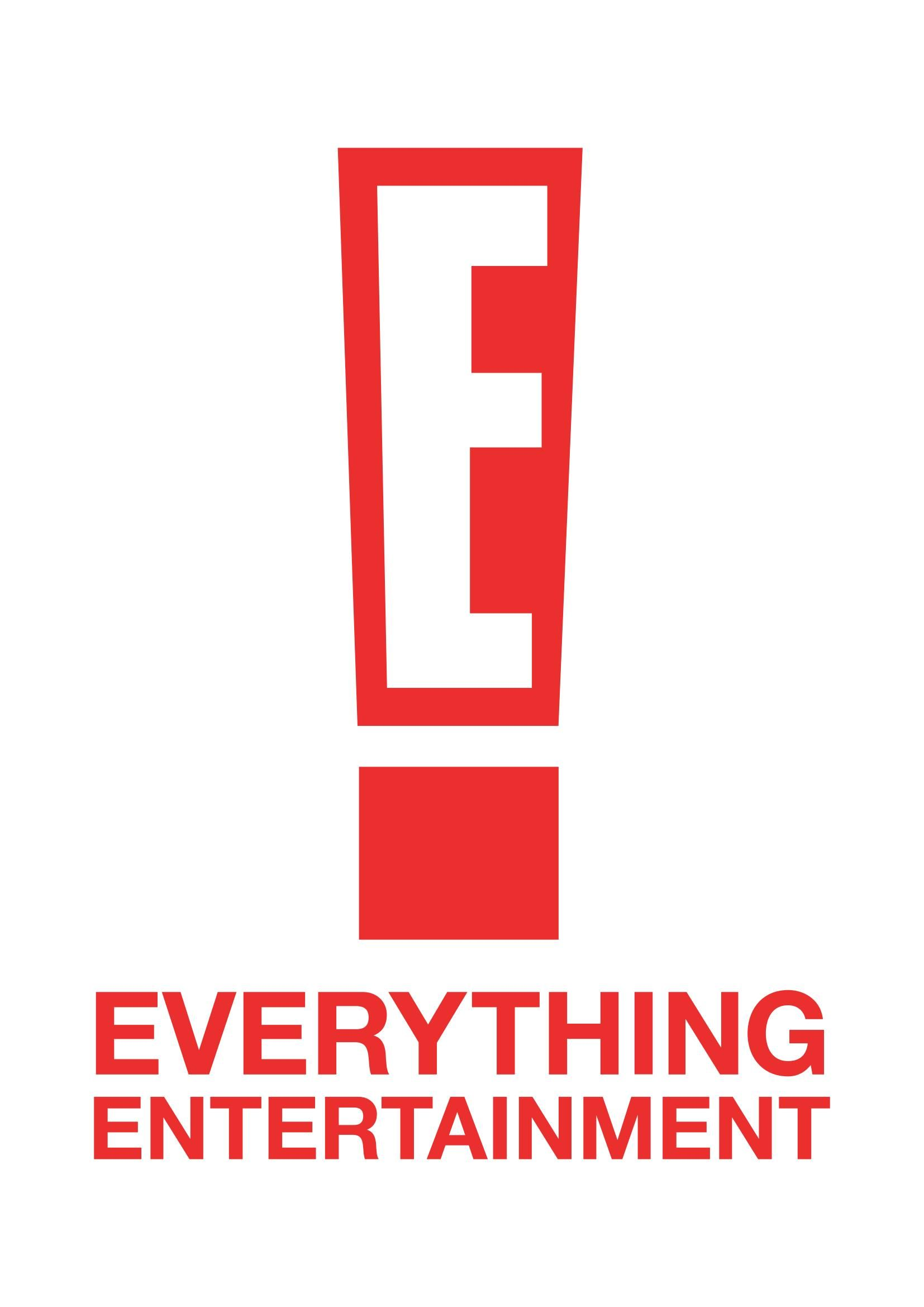e entertainment television logo epspdf tv channel