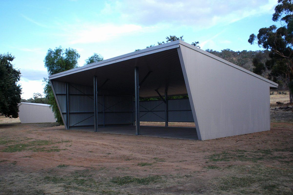 Skillion Skillion roof, Shed homes, Shed
