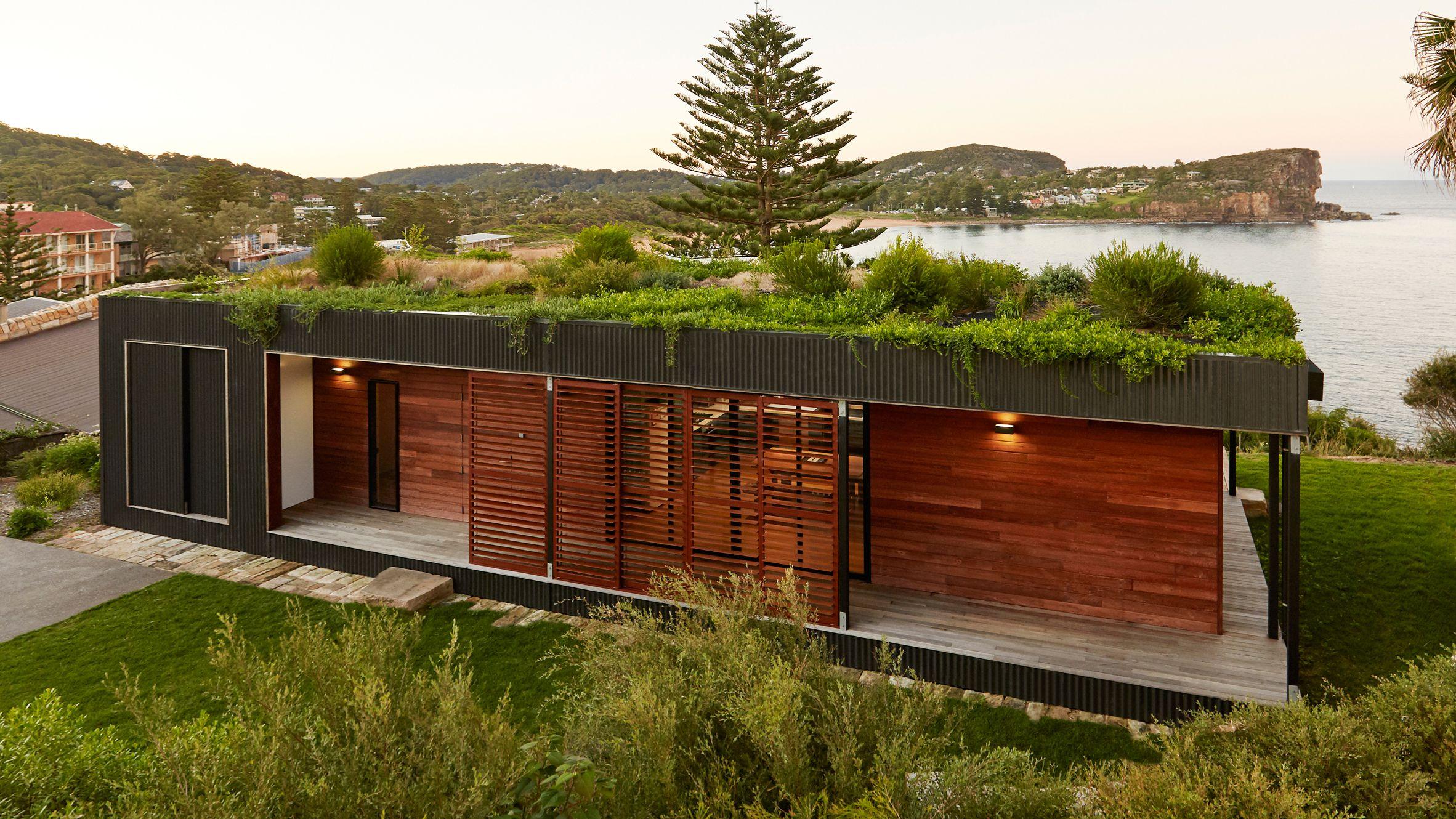 Archiblox Gave This Prefabricated Beachfront House Near