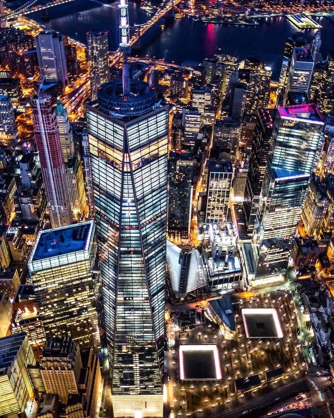 new york city feelings one world trade center by calderwilson