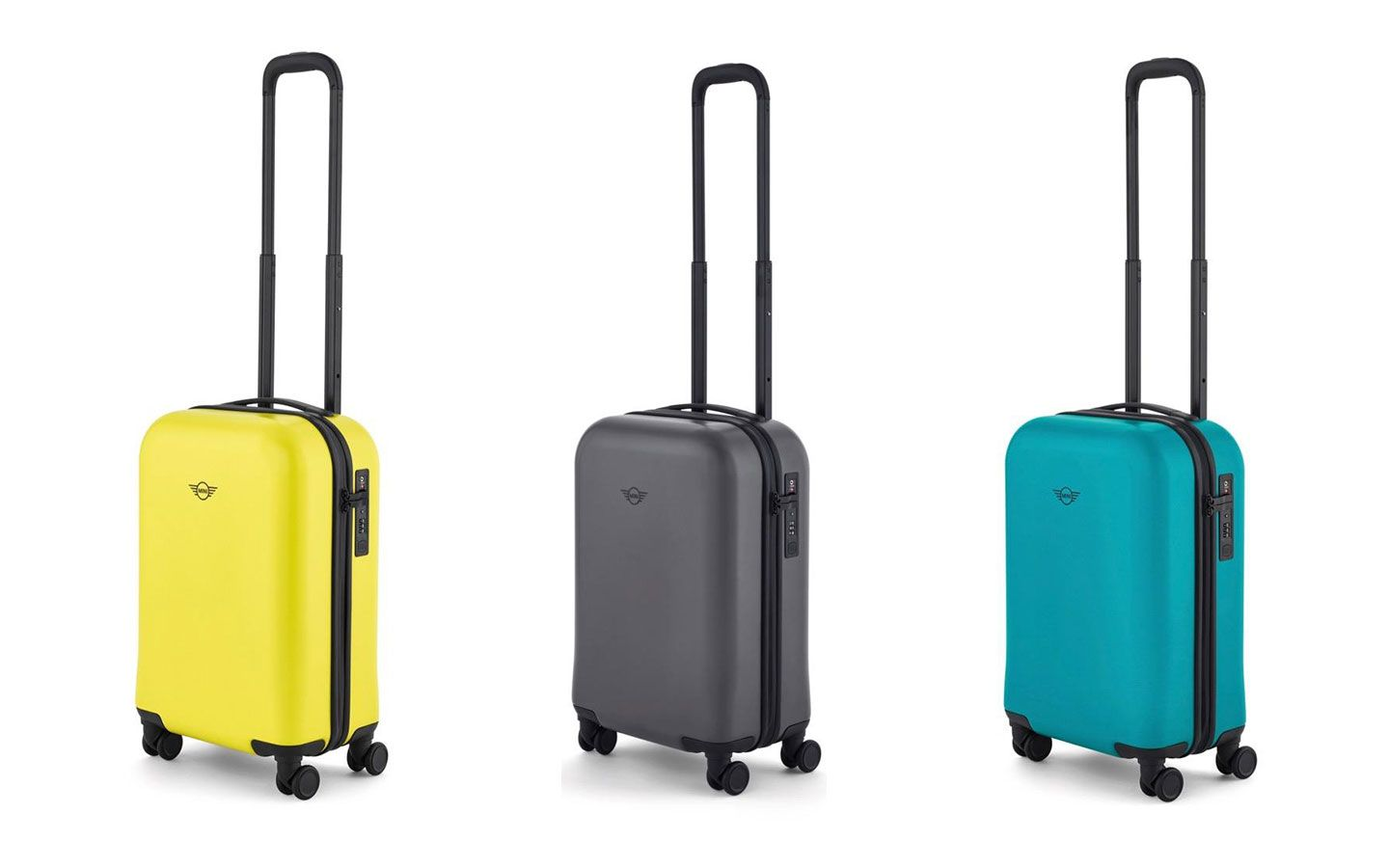 The MINI Cabin Trolley combines design and functionality ...