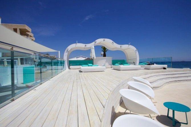 Santos Ibiza piscina de dia