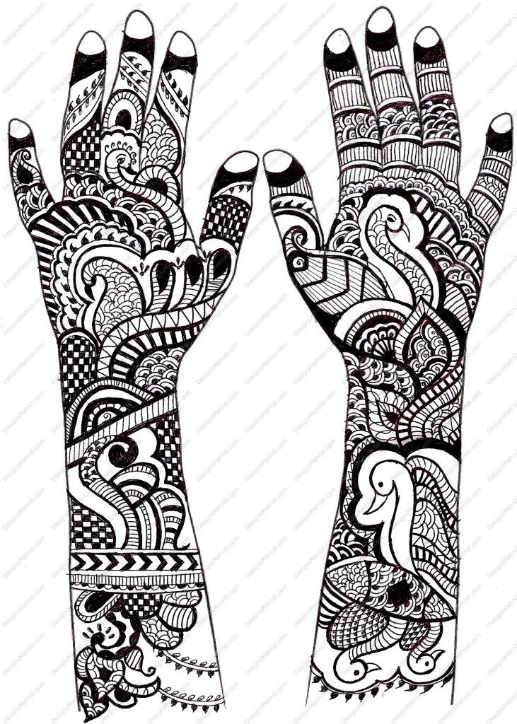 Mehndi Designs For Hands Ebook Free Download : Mehandi designs arabic mehndi design book smart