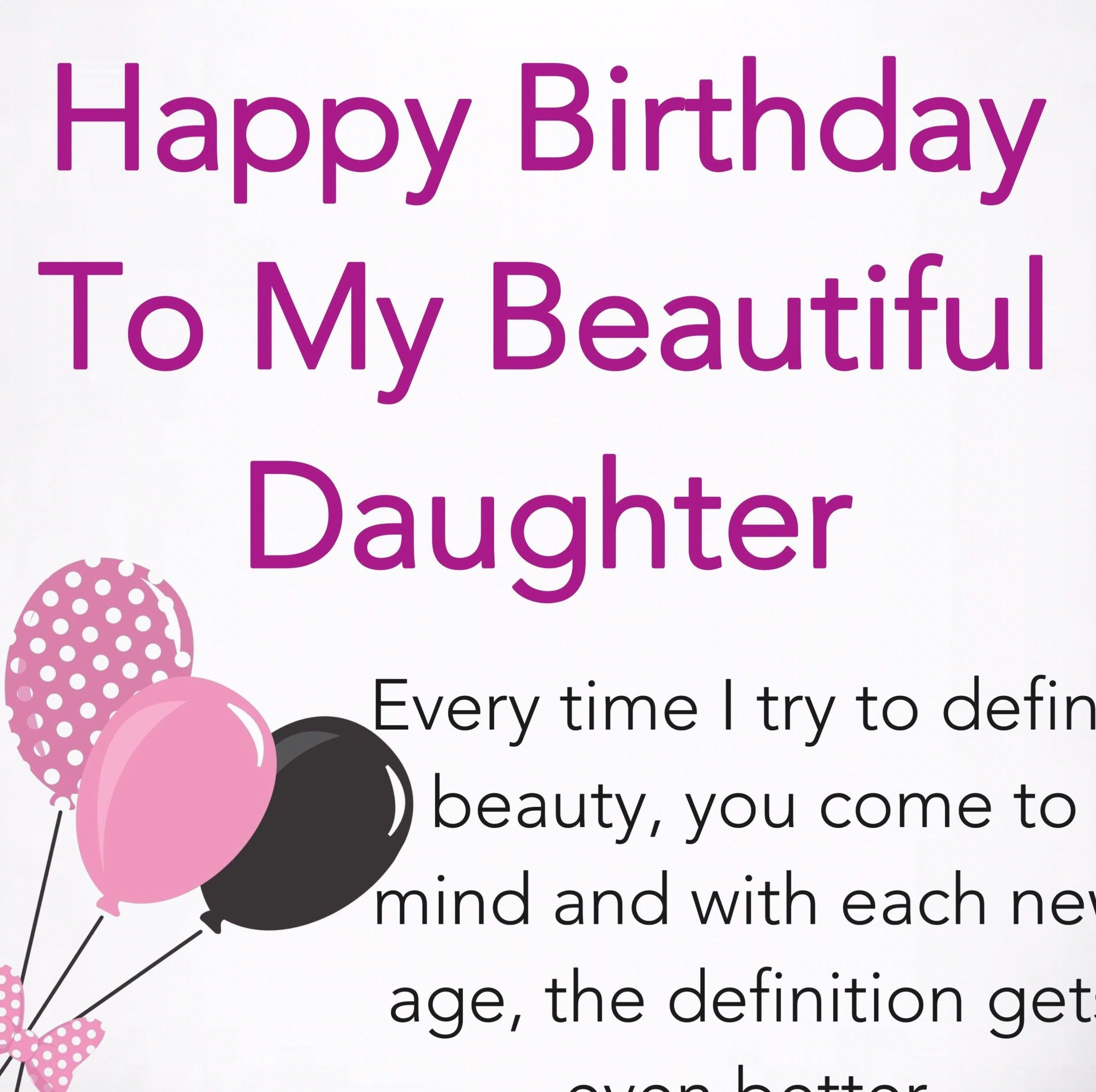 Happy Birthday Daughter Birthday Quotes For Daughter Happy Birthday Quotes For Daughter Birthday Quotes Funny