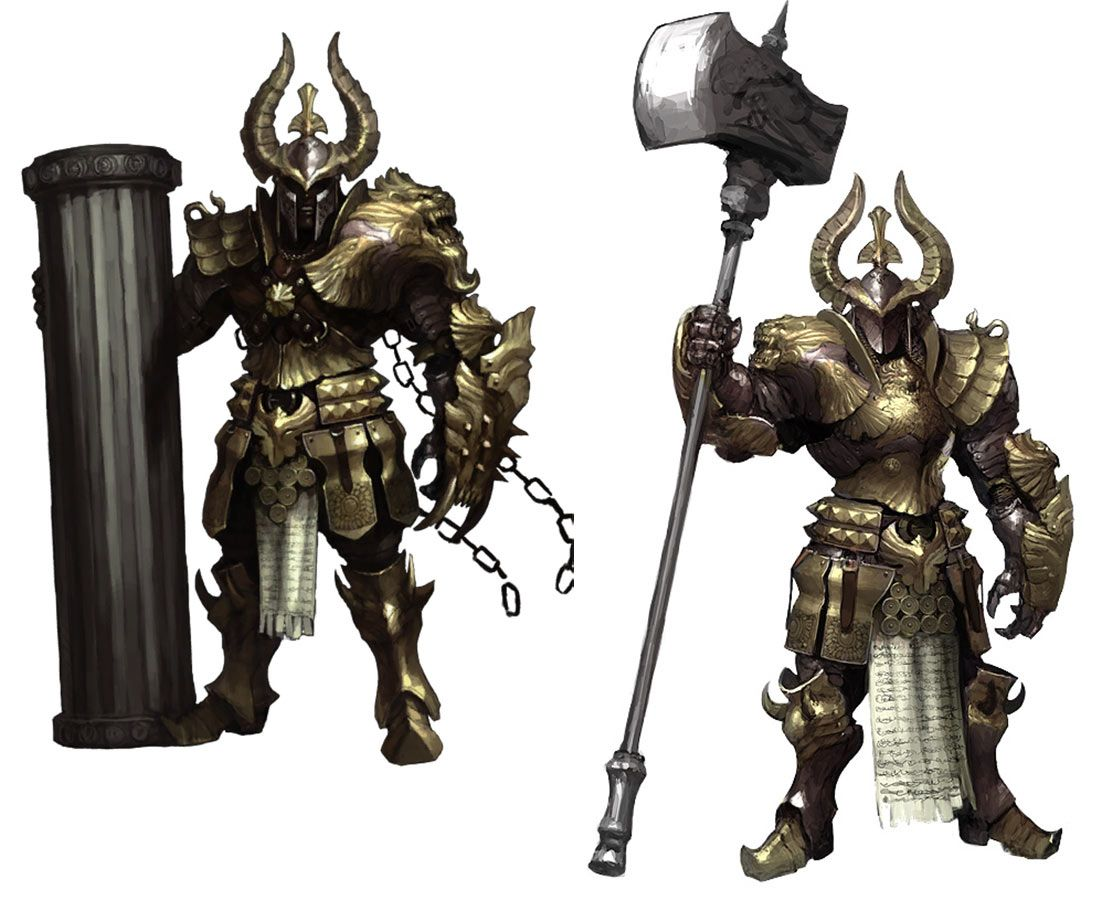 Karok Armor Characters Art Vindictus Armor Concept Armor Character Design Sketches Dragon nest vs vindictus the epic clash of the free to play 3d action mmorpgs. karok armor characters art