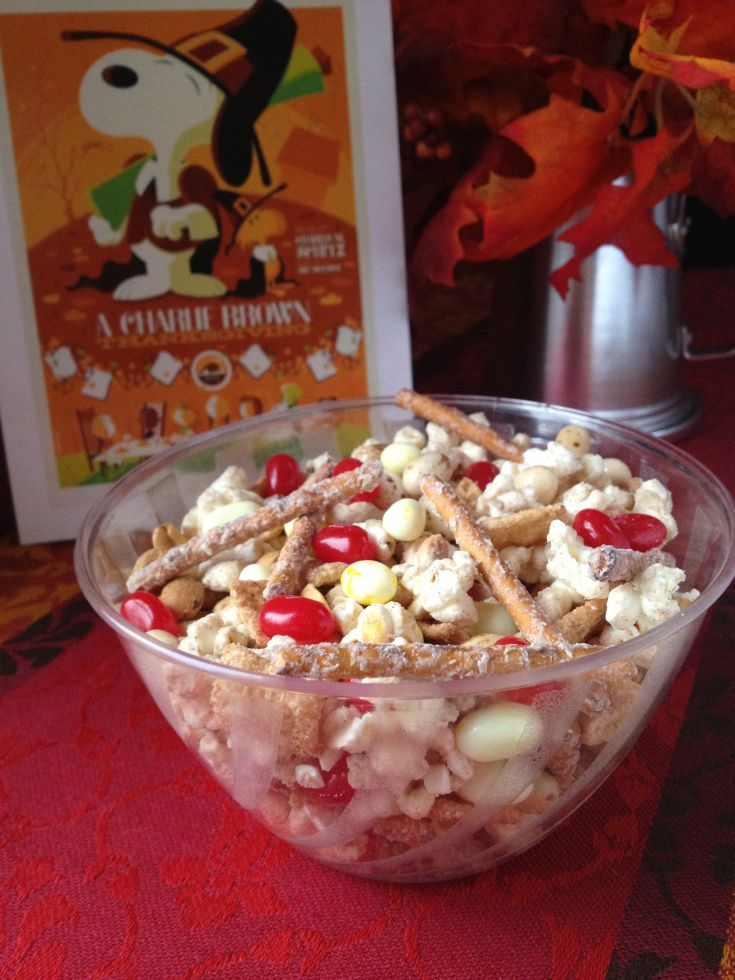 Snoopy S Awesomesauce Thanksgiving Trash Food Snacks Yummy