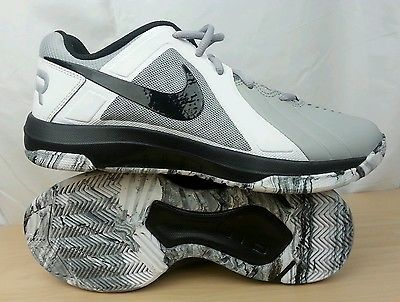 9e416518c5b6 Nike Air Mavin Low Mens Size 9.5 Basketball Shoes Gray 719924 005 ...