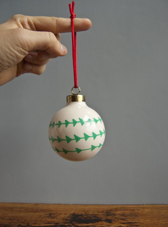 NEW one-of-a-kind Jessica Swift Christmas ornaments.