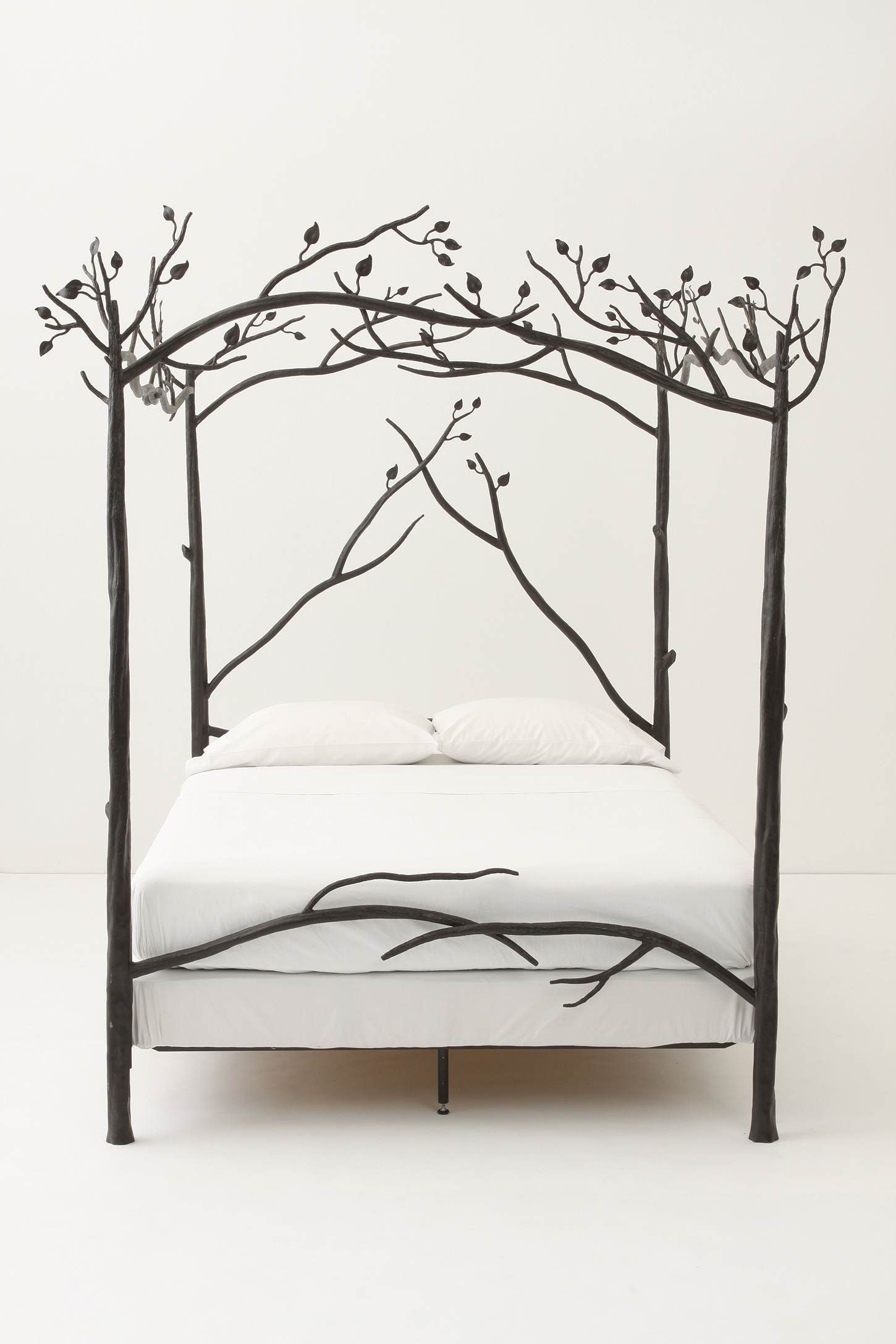 Forest canopy bed for the home pinterest bed home and bed frame