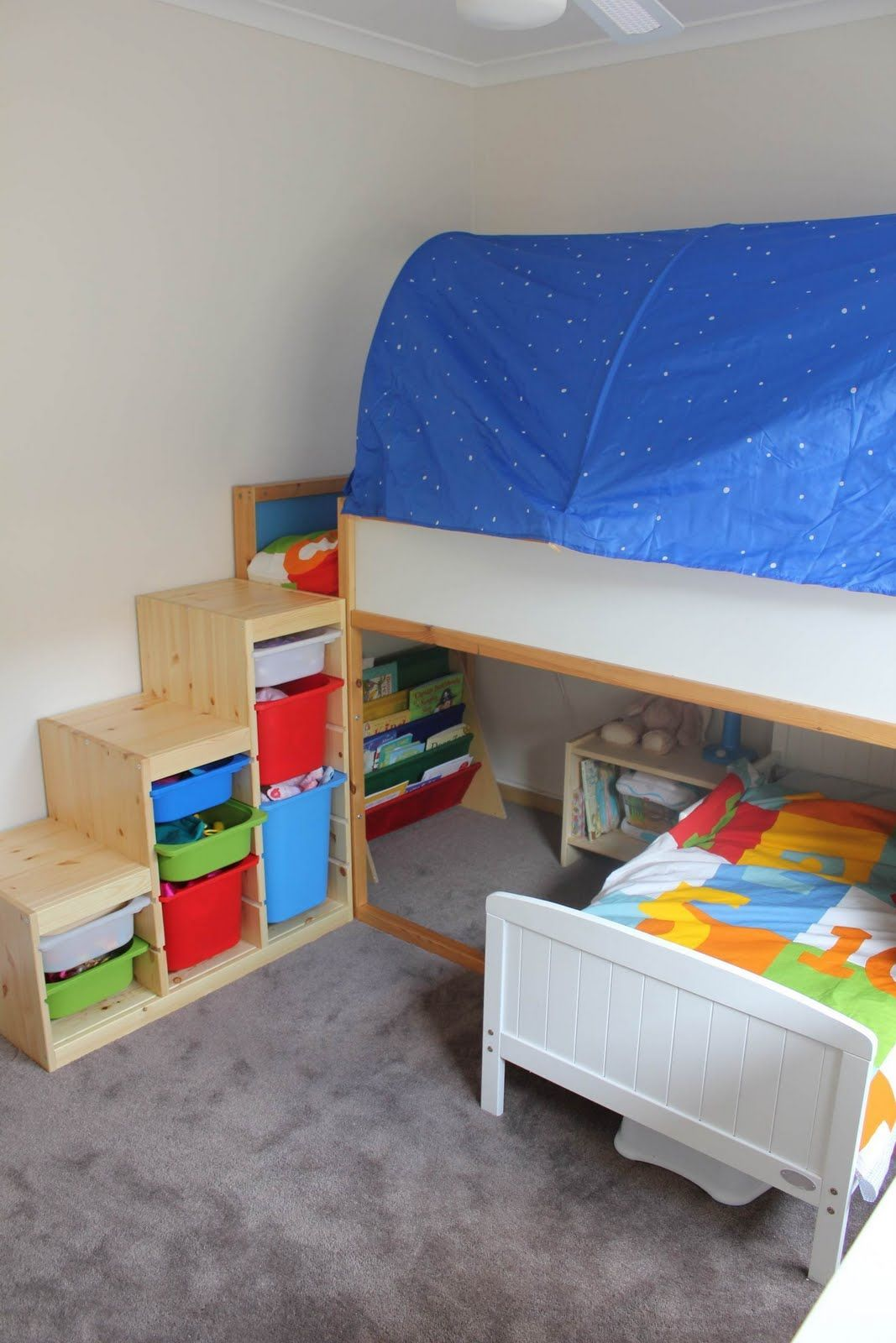 Toddler Bunk Beds That Turn The Bedroom Into a Playground ...