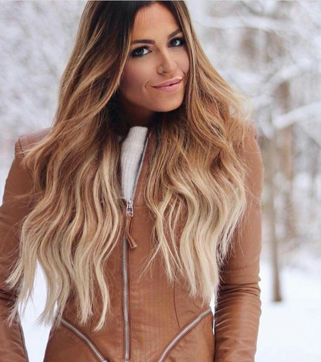 Pin by mont ibarra on peinados pinterest balayage