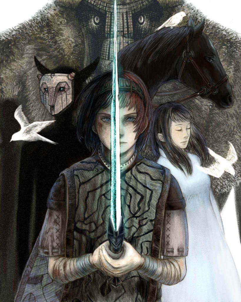 Shadow Of The Colossus Wander Anime Shadows of the ...