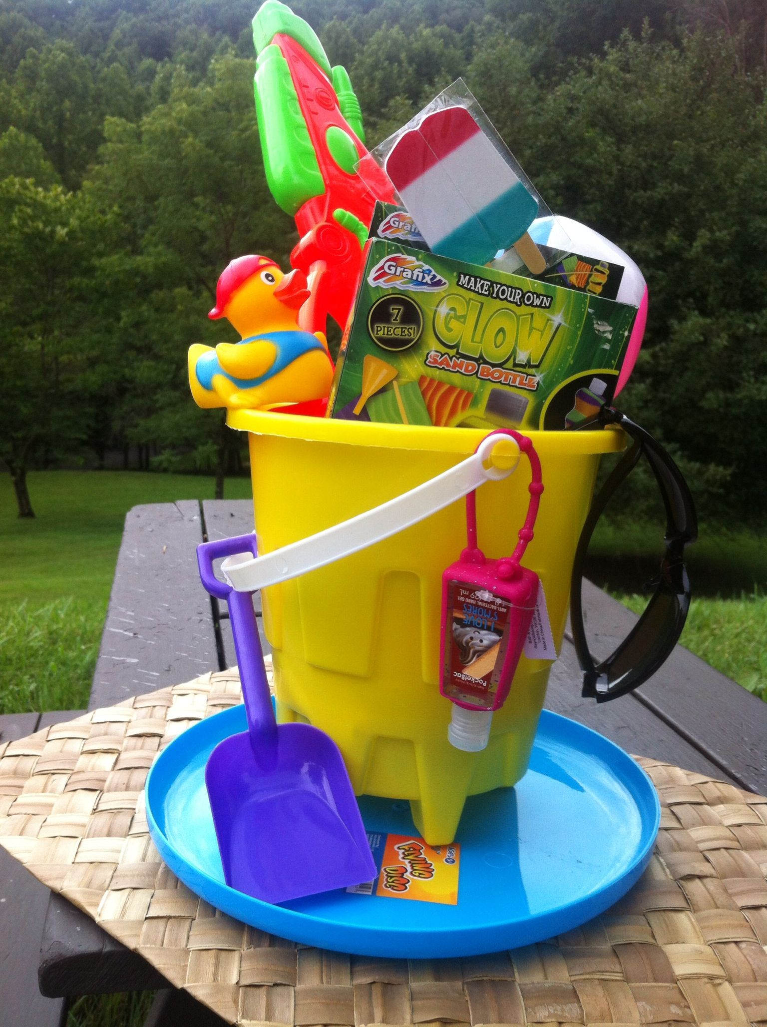 Party Favor Bargains Ice Pop Emery Boards And Hand Sanitizer
