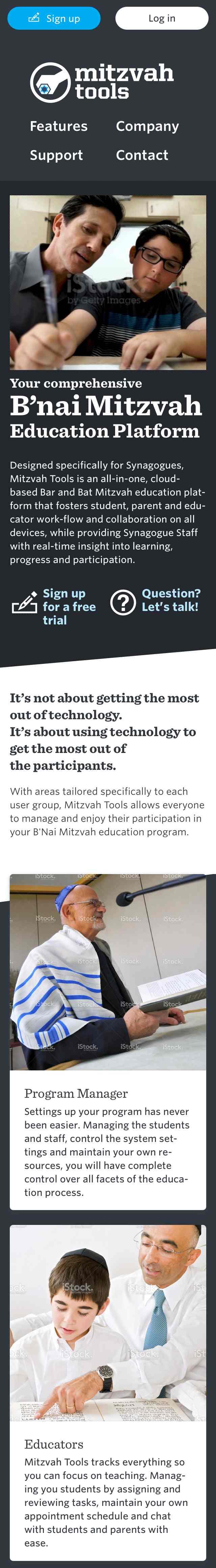 Mitzvah Tools | Louder Than Ten