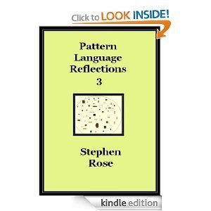 $2.99 Pattern Language Reflections 3