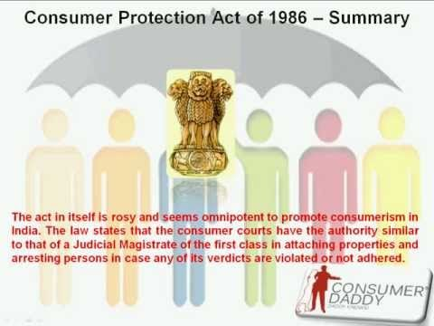 Introductory Information On Consumer Protection Act 1986 India That Includes Information On Various Agencies And Commiss Consumer Protection Consumerism Acting