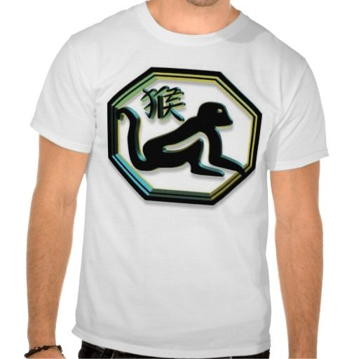 Chinese Zodiac - Monkey Tee Shirt you will get best price offer lowest prices or diccount couponeThis Deals          	Chinese Zodiac - Monkey Tee Shirt please follow the link to see fully reviews...