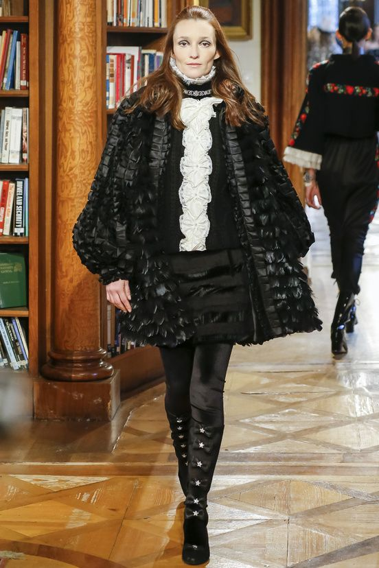 Chanel Paris-Salzburg Fall/Winter 2015-2016 Pre-Collection|64