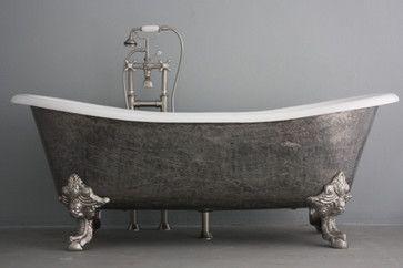 Waterworks Vintage Bathtub Clawfoot Tub Modern Bathtub