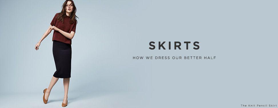 Skirts: LOFT