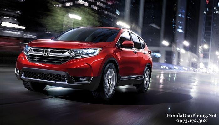 Giá xe Honda CRV 2018