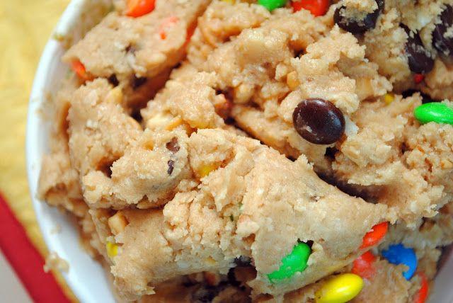 De meest goddelijke 'cookie dough' dip http://www.nsmbl.nl/de-meest-goddelijke-cookie-dough-dip/