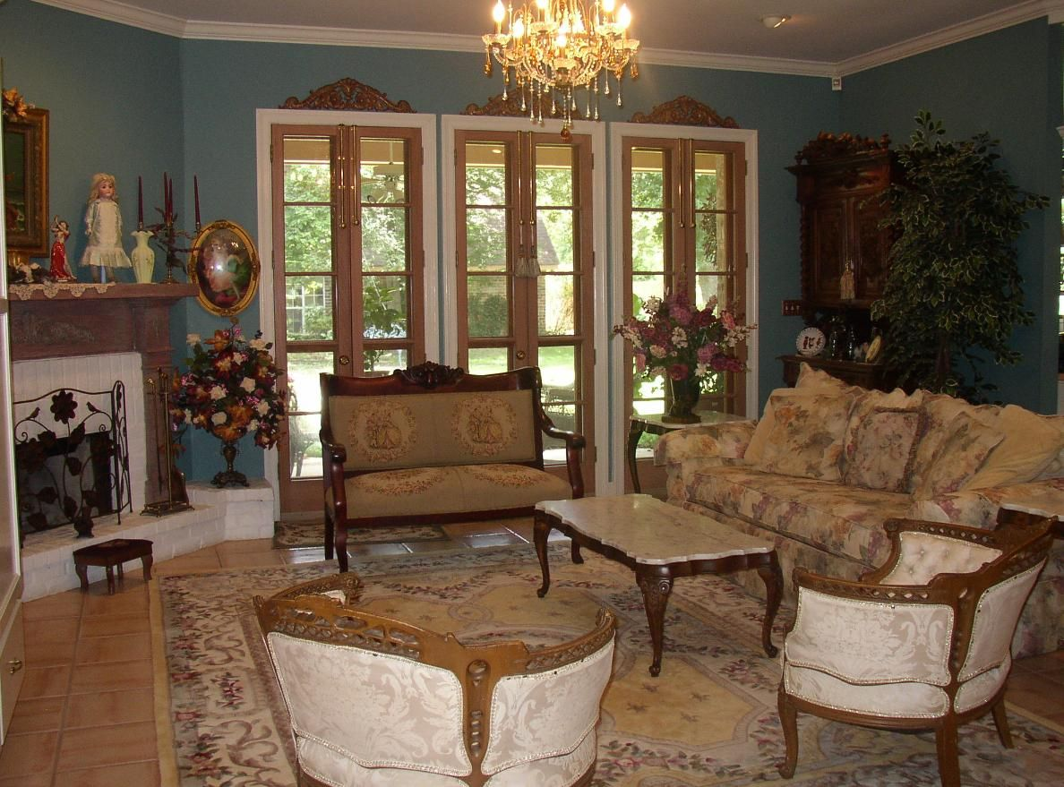 Country Living Room 5