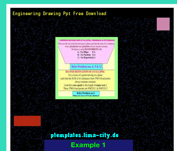 engineering drawing ppt free download powerpoint templates 134847
