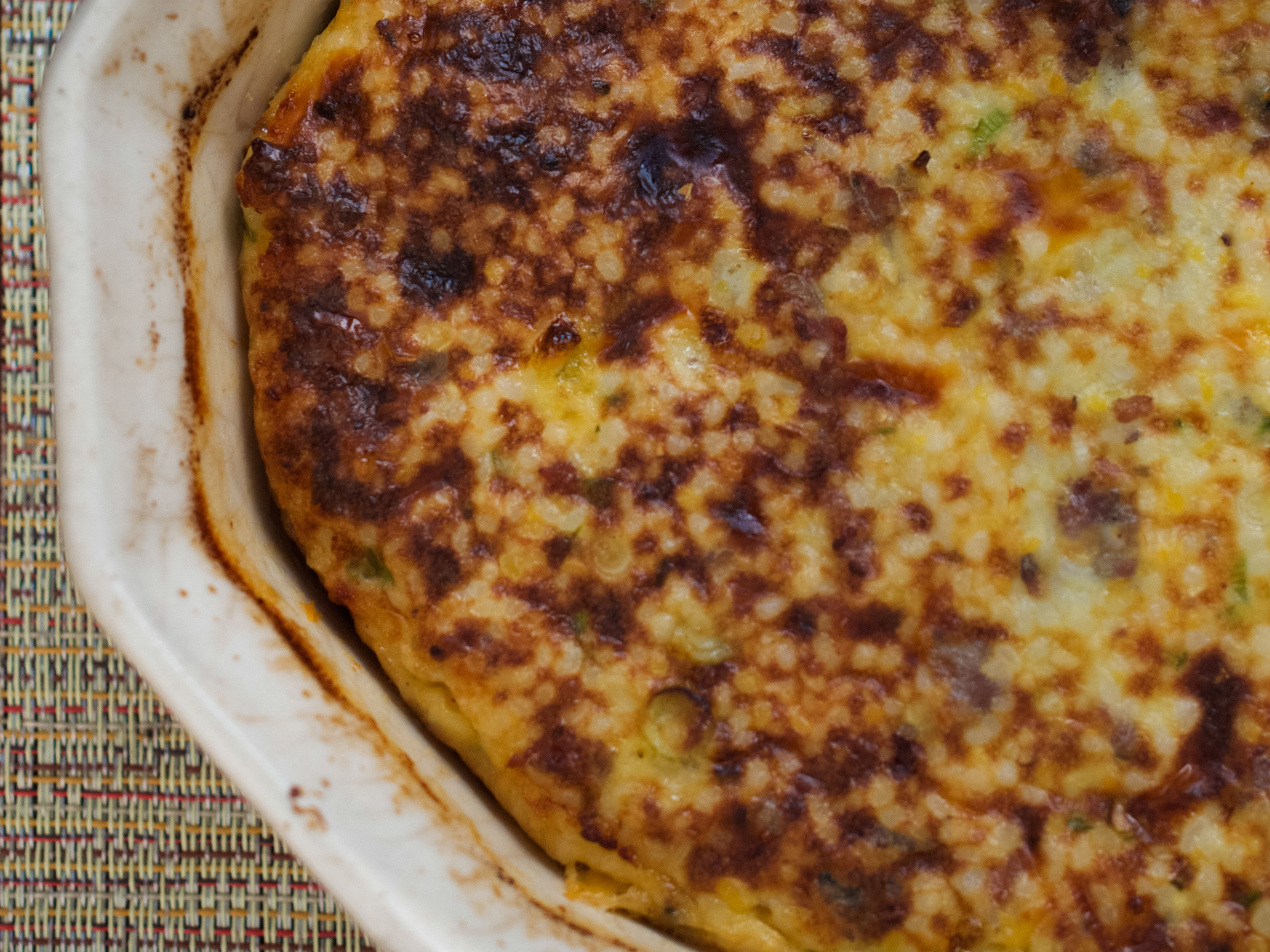 Mothers day make ahead sausage and cheese grits casserole recipe mothers day make ahead sausage and cheese grits casserole forumfinder Image collections