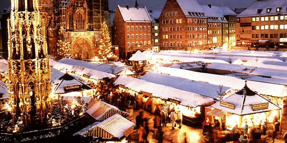 BERLIN: Kultur og markeder i magiske Berlin. Perfekt for noen dager med kos og hygge for julestria setter inn.