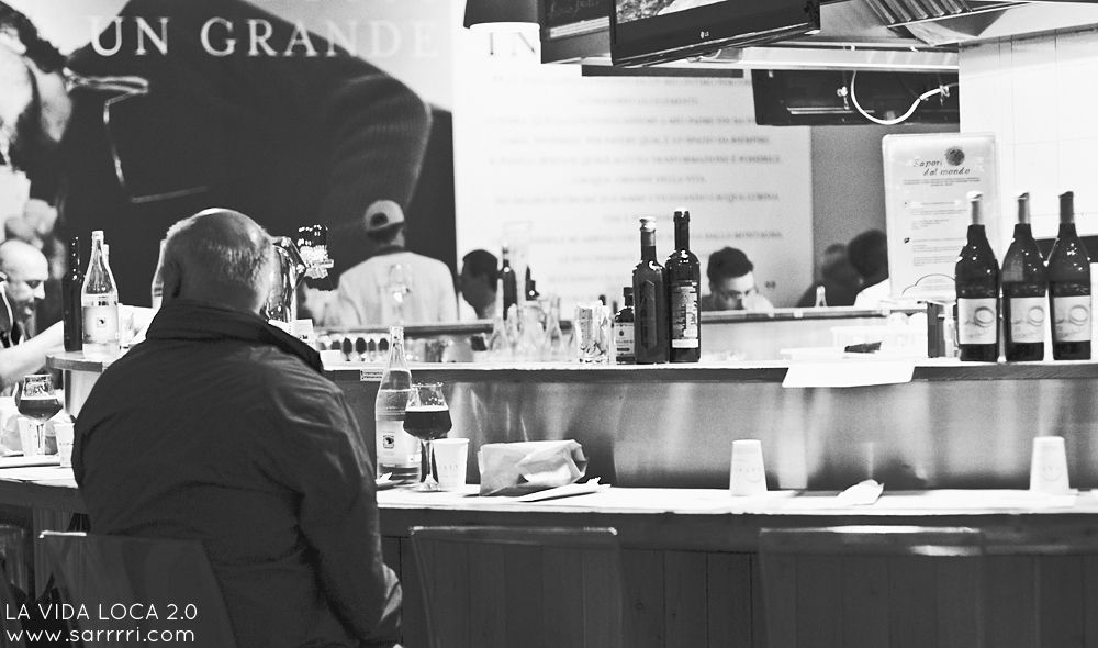 Eataly Torino | La Vida Loca 2.0 Travel blog | www.sarrrri.com