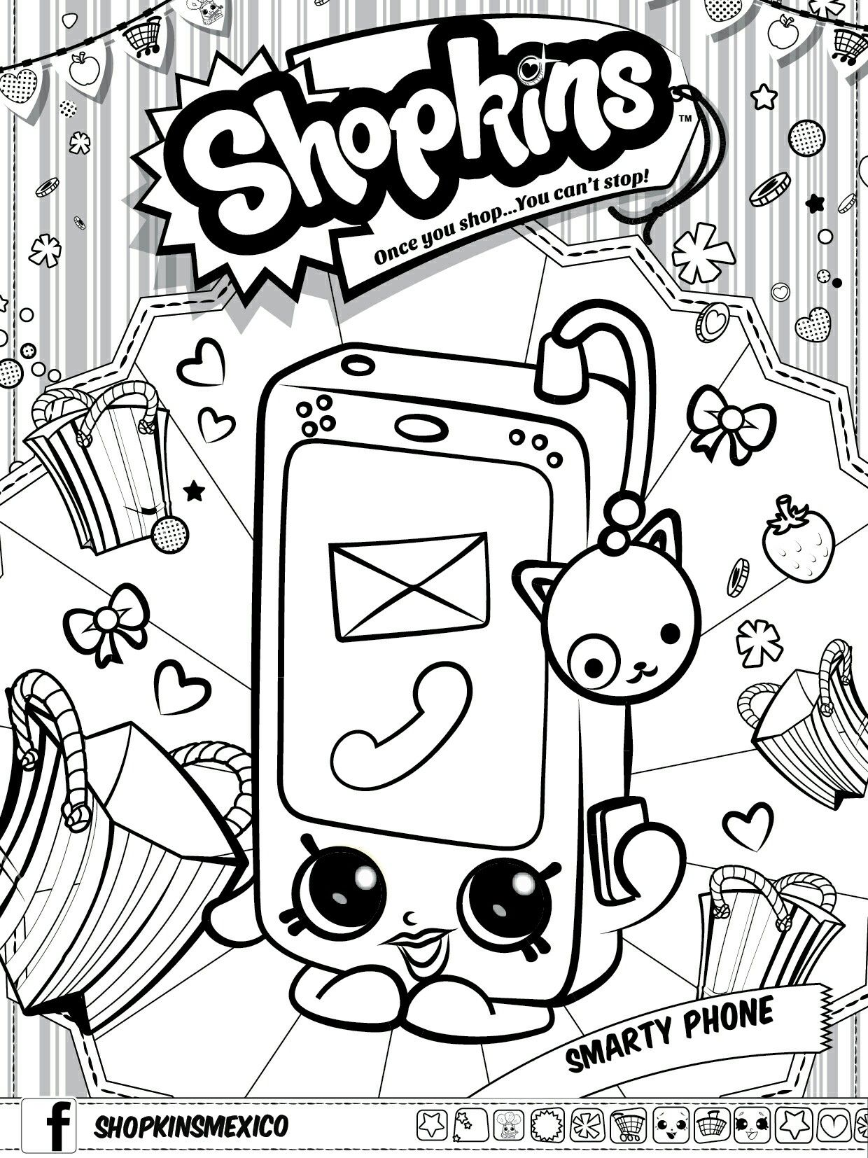 Pin By Luis Lievano On Printables For Whos Grinch Shopkins Colouring Pages Shopkin Coloring Pages Coloring Pages