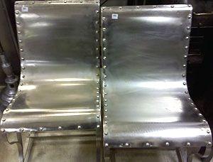metal industrial furniture. Αποτέλεσμα εικόνας για Artistic Furniture By Metal Steel Aluminium Industrial S