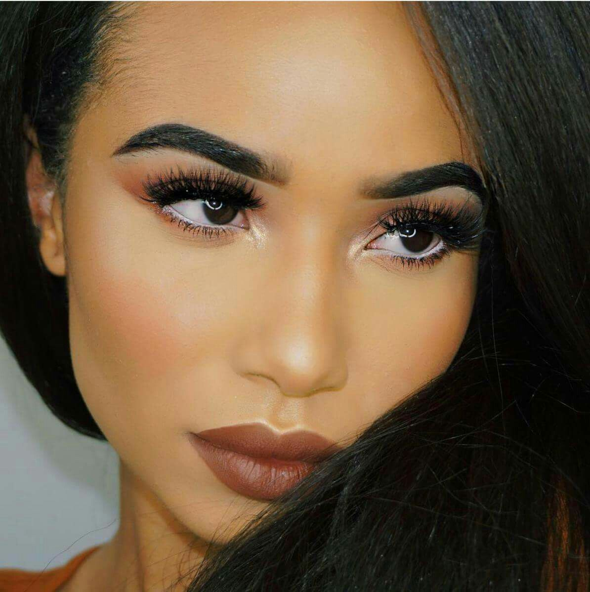 αυвreyтαтe_ ☾♡ Brown girls makeup, Beauty youtubers