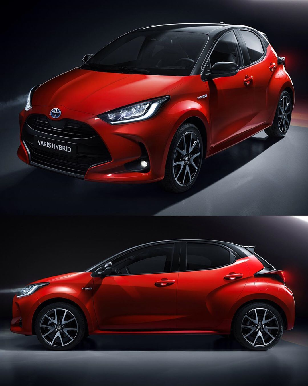 2020 Toyota Yaris Official Photos Cardesign Car Design Toyota Toyotayaris Toyotafans Toyotaclub In 2020 Design
