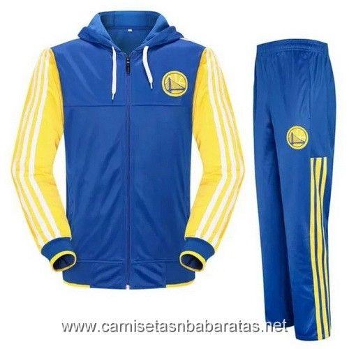 Chandal de baloncesto del Golden State Warriors azul €49.90 ... 85187999a85