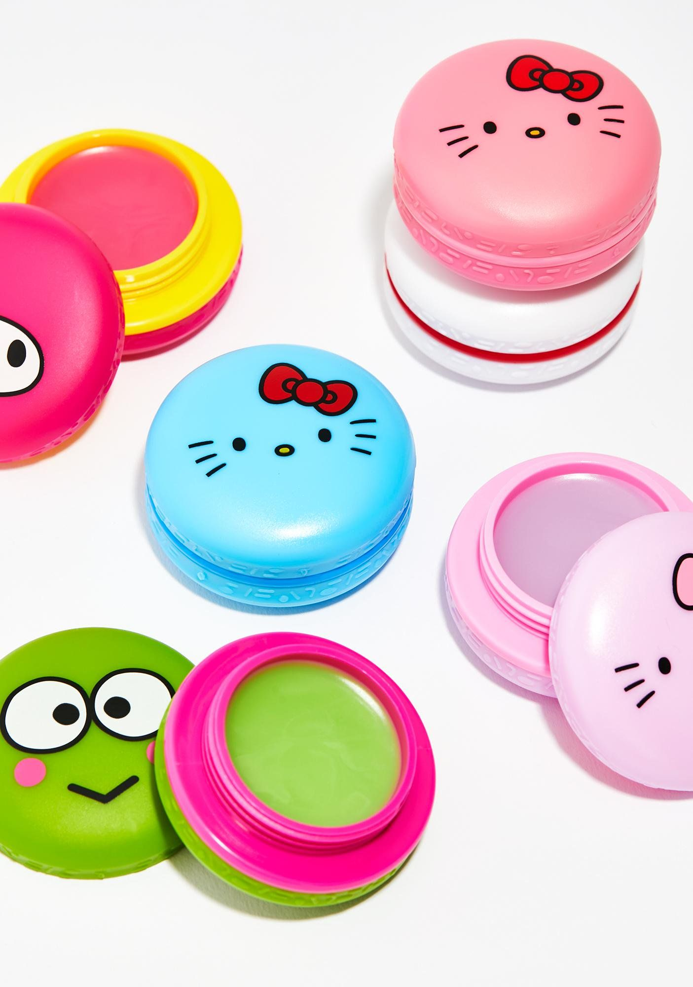 34be140da Hello Kitty Berry Macaron Lip Balm in 2019 | -stuff i want ...