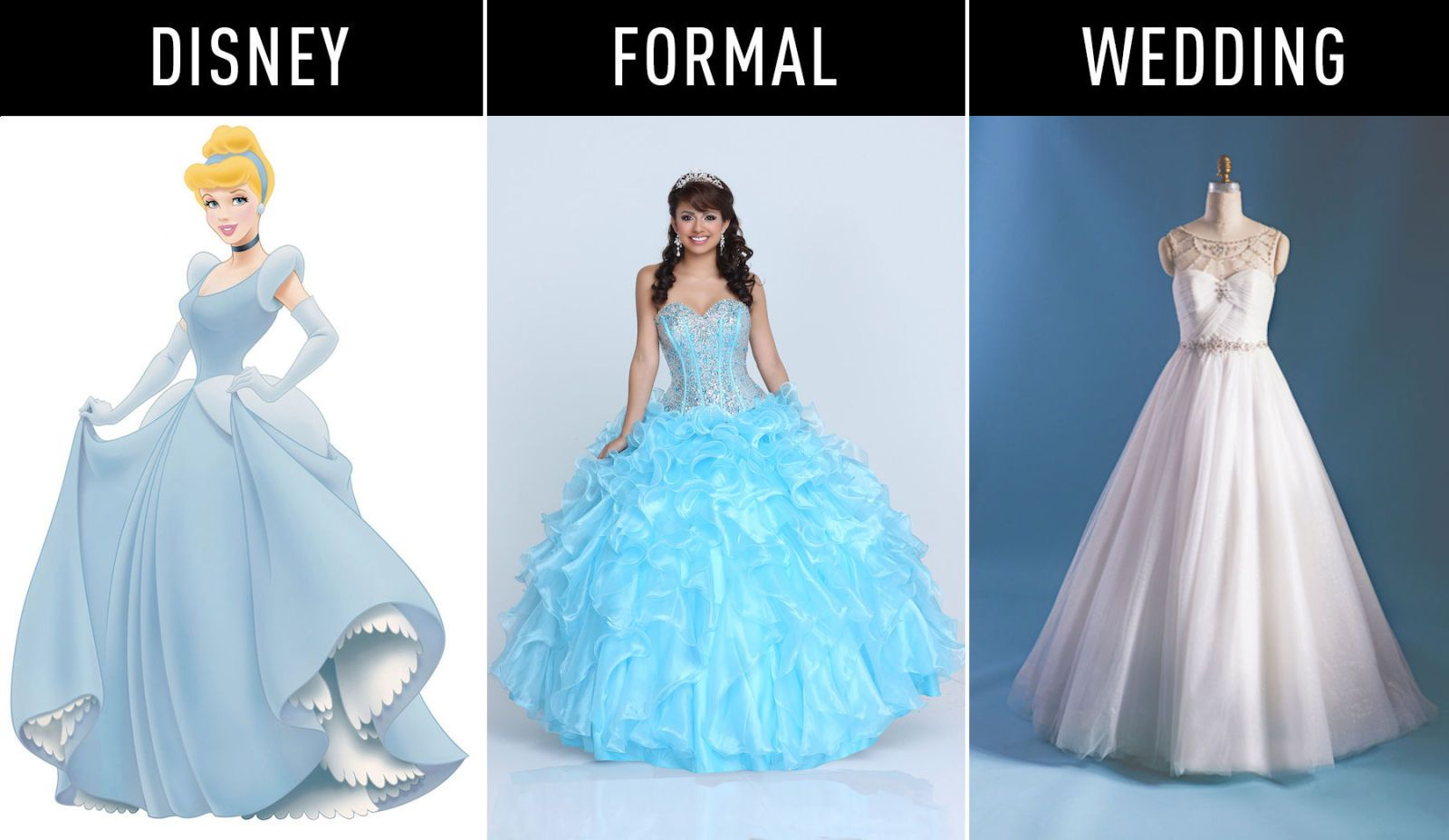 18 Disney Princesses-Inspired Gowns for Every Stage of Life | Disney ...