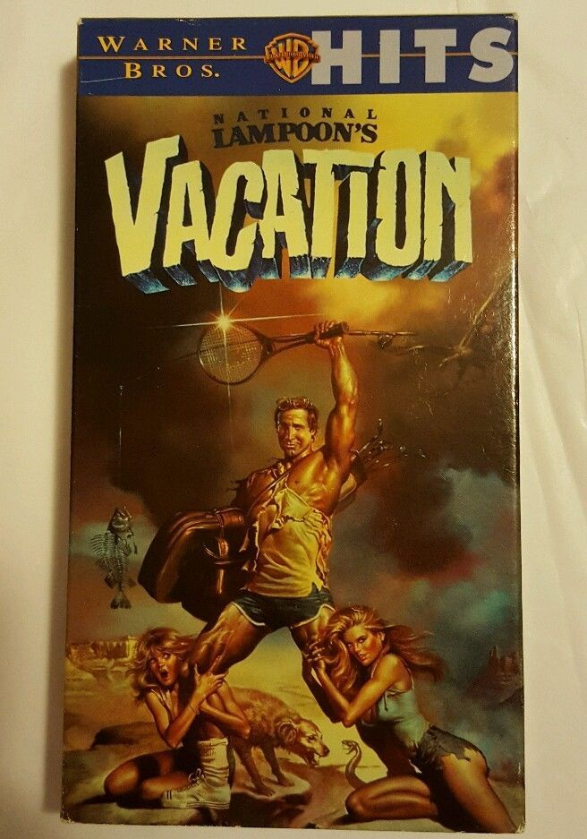 National Lampoon's Vacation (VHS, 1999) Chevy Chase In
