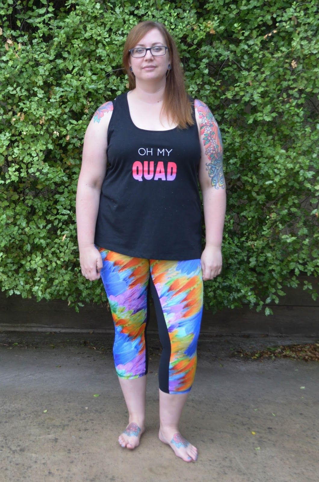 Suzy Bee Sews Jalie 3462 Cora leggings Leggings
