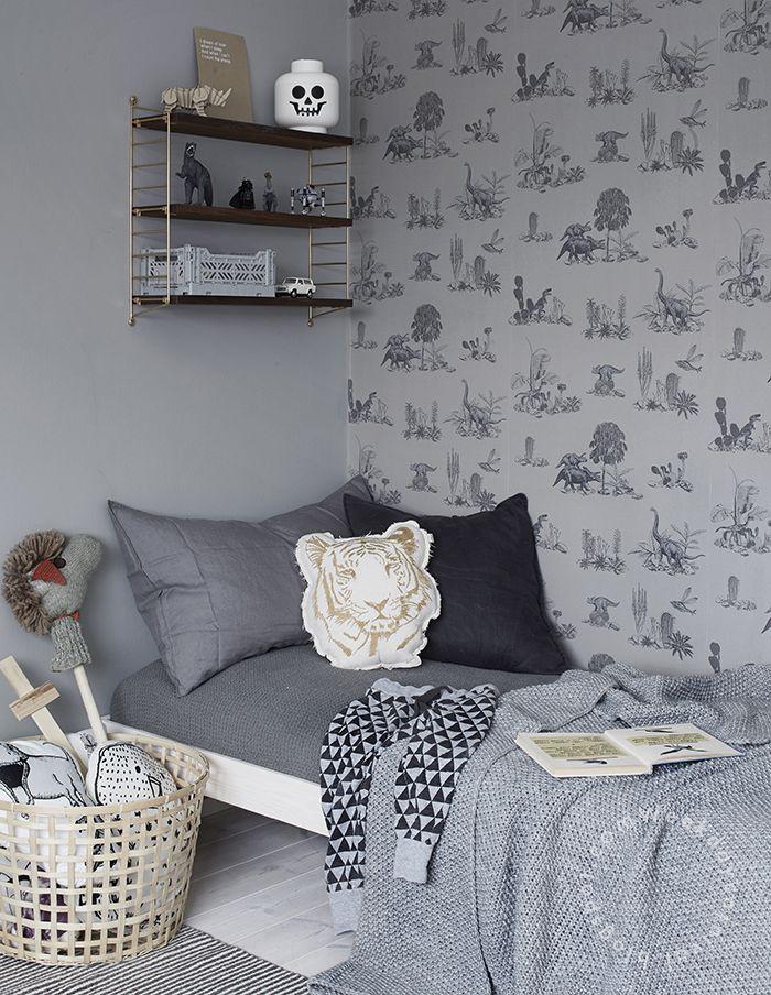 Perfekt 6 Neutral Kids Rooms Wih A Touch Of Grey   Petit U0026 Small