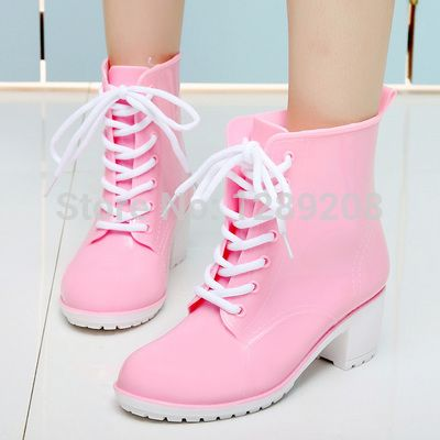 Cheap Boots on Sale at Bargain Price, Buy Quality boot shoe tree, shoes boots women, shoe boots office from China boot shoe tree Suppliers at Aliexpress.com:1,With Platforms:Yes 2,Gender:Women 3,Boot Type:Rainboots 4,European Size:35 5,Insole Material:Rubber
