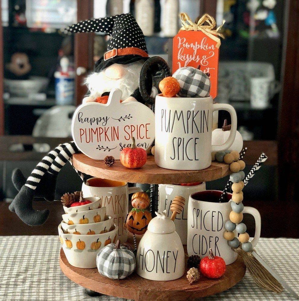 Halloween 2020 Score 5 Rae Dunn Holiday Hunting Tips to Score Hard To Find Items | Rae